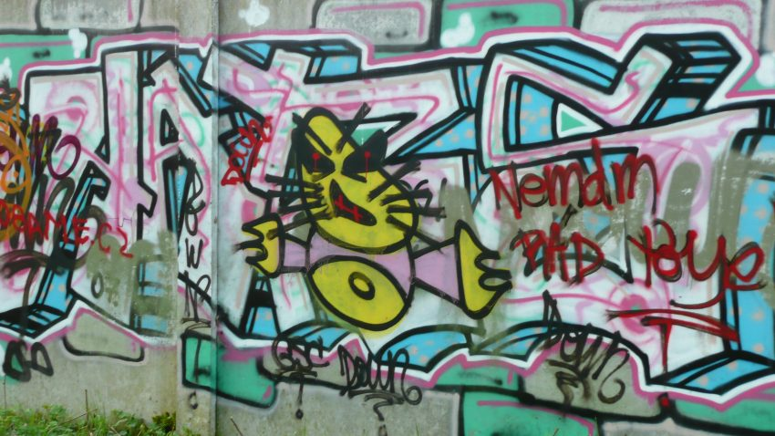 SOS - Har du brug for graffitirens?