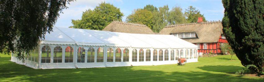 Lad os tale om teltudlejning i Horsens